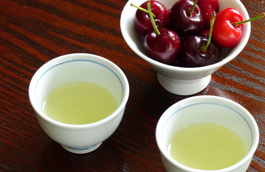 静岡のお茶のイメージ